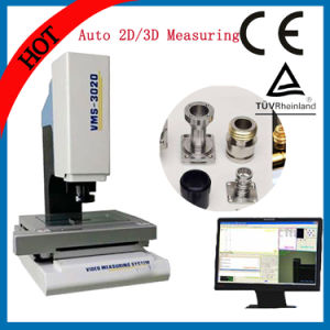 Guangdong Fabric Small Size Video Length Measuring Machine pictures & photos