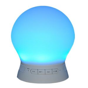 LED Bulb Wireless Stereo Ceiling Speaker for Andoid Ios pictures & photos
