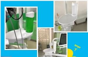 Dental Lamp Posts Tray Cup Holder Dental Chair Parts pictures & photos