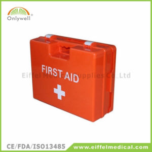 DIN13157 Workplace Medical Emergency First Aid Box pictures & photos