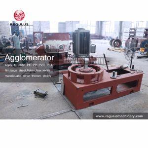 PP PE Waste Plastic Film Agglomerator Machine pictures & photos