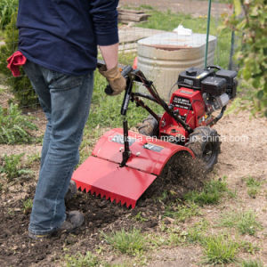 270cc 9HP 4 Cycle Ohv Engine Tiller Cultivator with Adjustable Handle pictures & photos