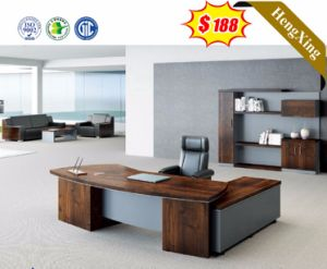 Modern Office Furniture Manager Office Desk (HX-RY0039) pictures & photos
