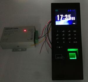 Fingerprint Access Controller with U Disk Download (FFI) pictures & photos