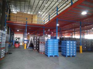 Warehouse Steel Mezzanine Industrial Flooring pictures & photos