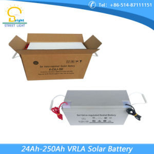 250ah Battery for Solar Power Type 6-Cn-250 pictures & photos