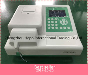 Discount on Semi-Automatic Chemistry Analyzer with Incubator pictures & photos