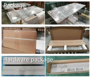 Santiary Ware Australian Approved Aluminium Frame Bathroom Shower Screens (E1) pictures & photos