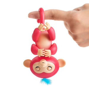 Colorful Finger Monkey Fingerlings Intelligent Toy Electronic Pet Intelligent Electronic Baby Monkey pictures & photos