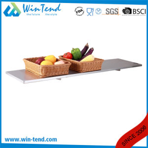 Stainless Steel Kitchen Wall Mount Shelf for Sale pictures & photos