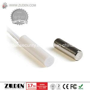 Wired Recessed Magnetic Door Conact Sensor pictures & photos