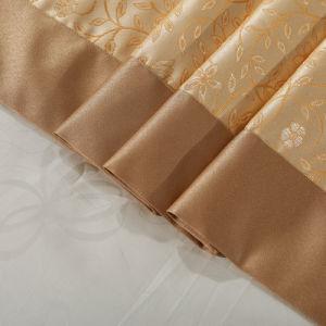 Manufacturer Cheap Cotton Bedding Set for Hotel Apartment pictures & photos