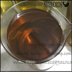 China Semi Finished Oil Trenbolone Acetate for Muscle Buidling pictures & photos