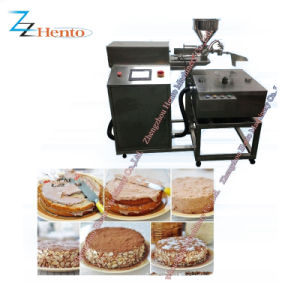Automatic Cake Spreading Making Machine Price pictures & photos