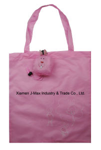 Foldable Shopping Promotional Bag, Animal Rabbit Style, Accessories & Decoration, Gifts pictures & photos