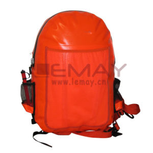 Waterproof Hiking Backpack TPU Tarpauline pictures & photos