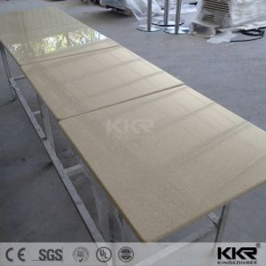 Modern Furniture Artificial Stone Solid Surface Restaurant Table pictures & photos