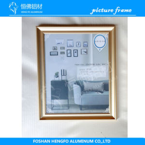 Aluminum Advertisement Display LED Snap Picture Photo Art Frame pictures & photos