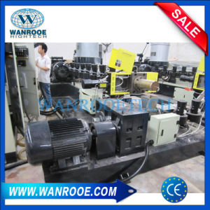 Pnhs Double Stage Plastic Film Recycling Granulating Machine by Chinese Factory pictures & photos