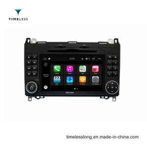 Android 7.1 S190 Platform 2 DIN Car Radio GPS Video DVD Player for a/B Class with /WiFi (TID-Q068) pictures & photos