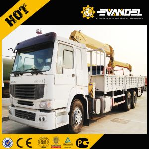 Dongfeng 6X6 off Road 4ton Knuckle Sany New Truck Crane pictures & photos