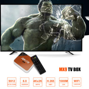 Android TV Box with Octa Core S912 pictures & photos