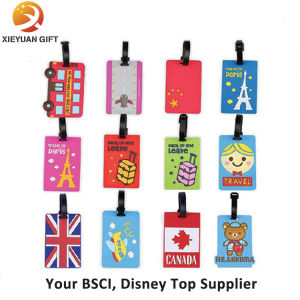 Aluminum OEM Colorful Metal Luggage Tag pictures & photos