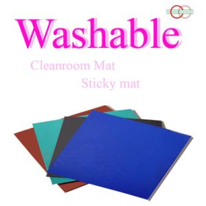 Washable and Reusable Silicon Sticky Mat for Cleanroom pictures & photos