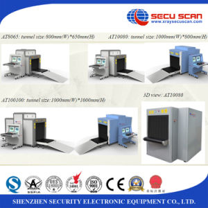 Secuscan Luggage X Ray Detector Machine with CE, FDA certificate pictures & photos