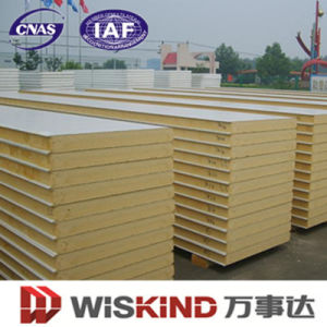 Fireproof Sandwich Panel with ISO Certificate pictures & photos