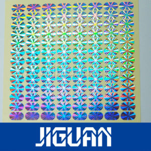 High Demand Free Sample Self Adhesive 3D Hologram Sticker pictures & photos