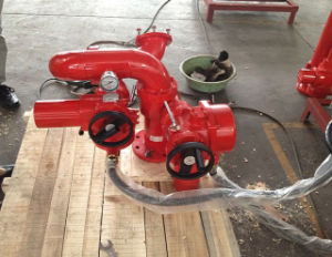 BV/CCS Certificate Marine Fifi 1/2 1200m3/H System Fire Pump pictures & photos