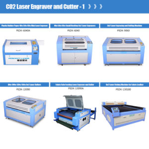 CNC 60W 80W 100W 120W 150W Textile Leather CO2 Laser Engraver with Expertors pictures & photos