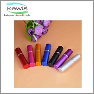 Gift Colored Aluminum Glass Jar Perfume Bottle pictures & photos