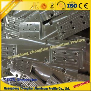 CNC Extrued Aluminum Profile pictures & photos