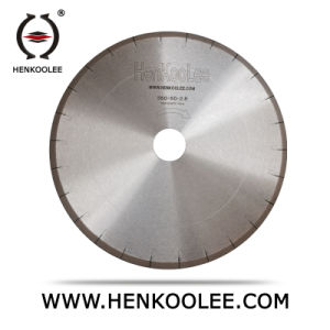 Whole Sintered Diamond Cutting Disc for Ceramic Wall Tiles pictures & photos