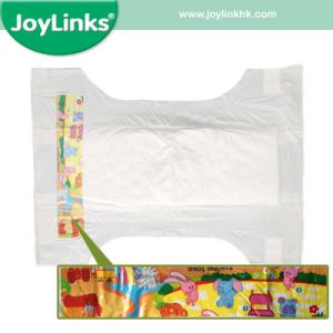 Cotton Baby Diapers with Super Absorption Core Layer, Factory Price pictures & photos