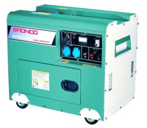 Diesel Power Generator (BN5800DSE/L) pictures & photos