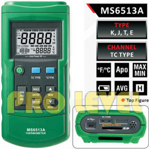 Profession Digital Thermometer (MS6513A) pictures & photos