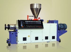 Conical Double-Screw Extruder Machine (SJSZ-51/65/80/92)