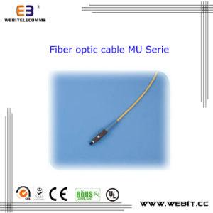 Mu Duplex/Simplex Fiber Optical Patch Cord Cable Sc/FC/St/Mu/MTRJ pictures & photos