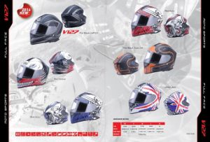 Helmet Full Face, China Top Quality pictures & photos
