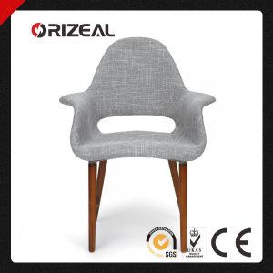 Replica Modern Home Furniture Eamessaarinen Designer Organic Plastic Lounge Chair (OZ-1155) pictures & photos