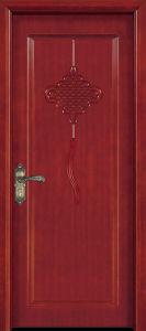 Latest Design Solid Wooden Door (CL-2035) pictures & photos