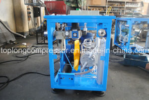 Home Use Car Filling High Pressure CNG Compressor pictures & photos