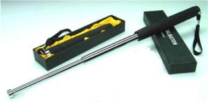 Rattlesnake Type Riot Steel Baton of Police Equipment pictures & photos