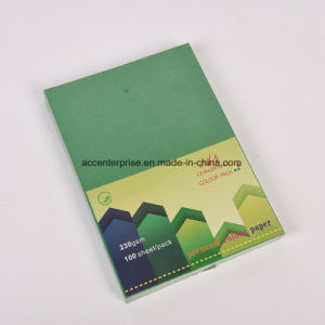 Embossed Color Bristol Board, Binding Cover Leather Board pictures & photos
