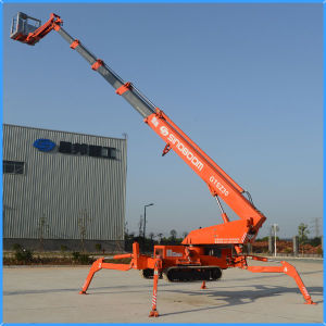 30m Aerial Safety Equipment Cherry Picker