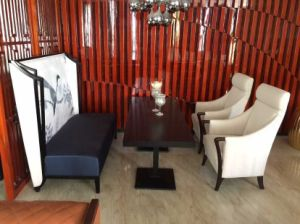 Restaurant Sofa and Table/Restaurant Furniture Sets/Hotel Furniture/Dining Room Furniture Sets/Dining Sets (NCHST-001) pictures & photos