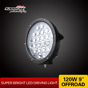 9′′ 120W High Power CREE LED Driving Light pictures & photos